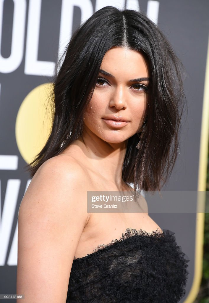 75th Annual Golden Globe Awards - Arrivals : Fotografía de noticias