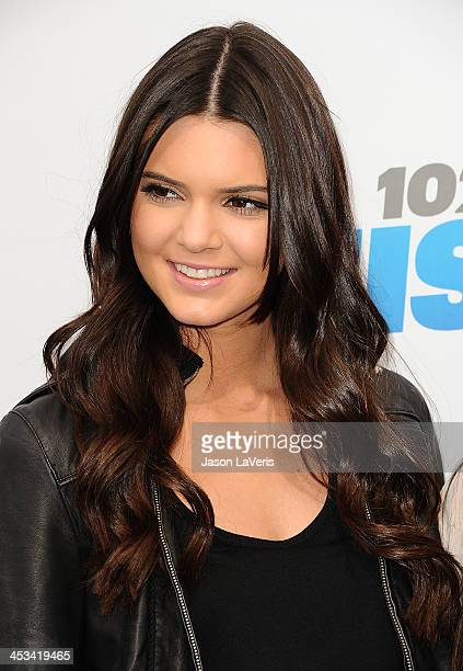 Kendall Jenner attends 1027 KIIS FM's Wango Tango at The Home Depot Center on May 12 2012 in Carson California