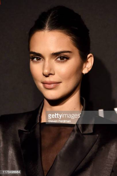 Kendall Jenner attends DKNY 30th Anniversary party at St Ann's Warehouse on September 09 2019 in New York City
