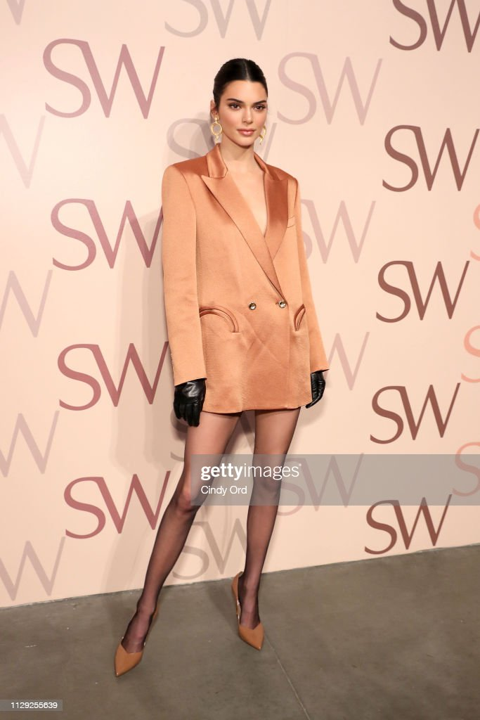Stuart Weitzman Spring Celebration 2019 : News Photo