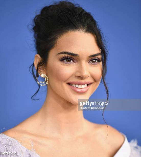 Kendall Jenner attends the 2018 CFDA Fashion Awards at Brooklyn Museum on June 4 2018 in New York City