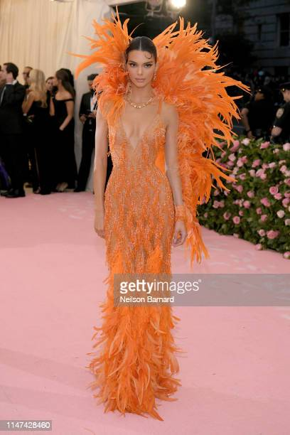 Kendall Jenner attends The 2019 Met Gala Celebrating Camp Notes on Fashion at Metropolitan Museum of Art on May 06 2019 in New York City