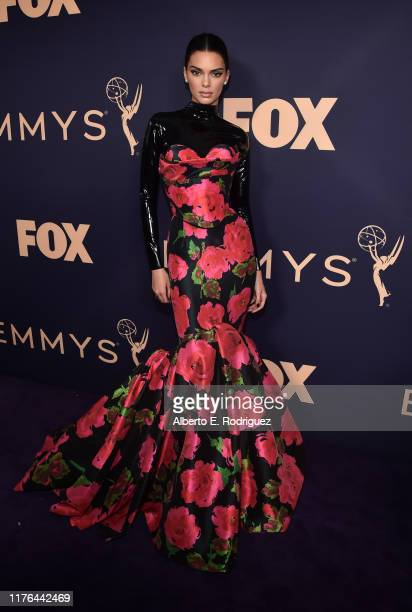 Kendall Jenner attends the 71st Emmy Awards at Microsoft Theater on September 22 2019 in Los Angeles California