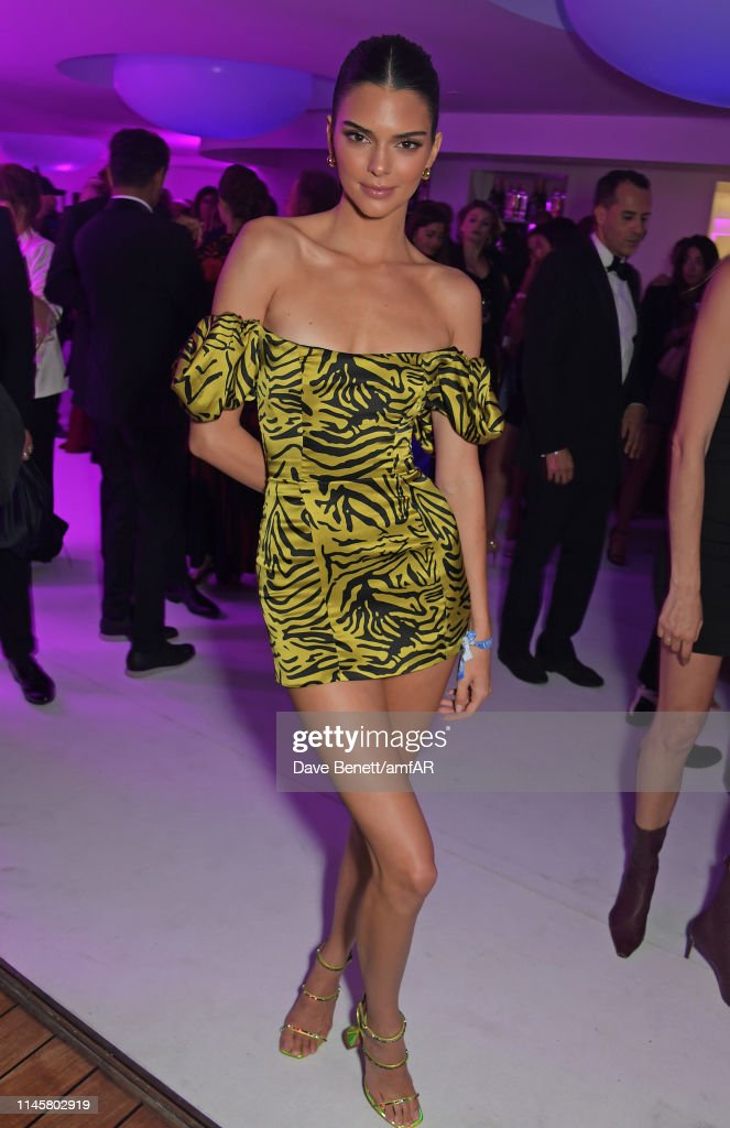 FRA: amfAR Cannes Gala 2019 - After Party