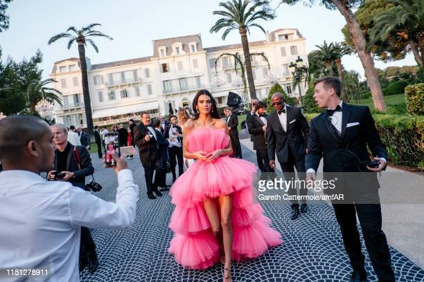 Kendall Jenner attends the amfAR Cannes Gala 2019 at Hotel du CapEdenRoc on May 23 2019 in Cap d'Antibes France