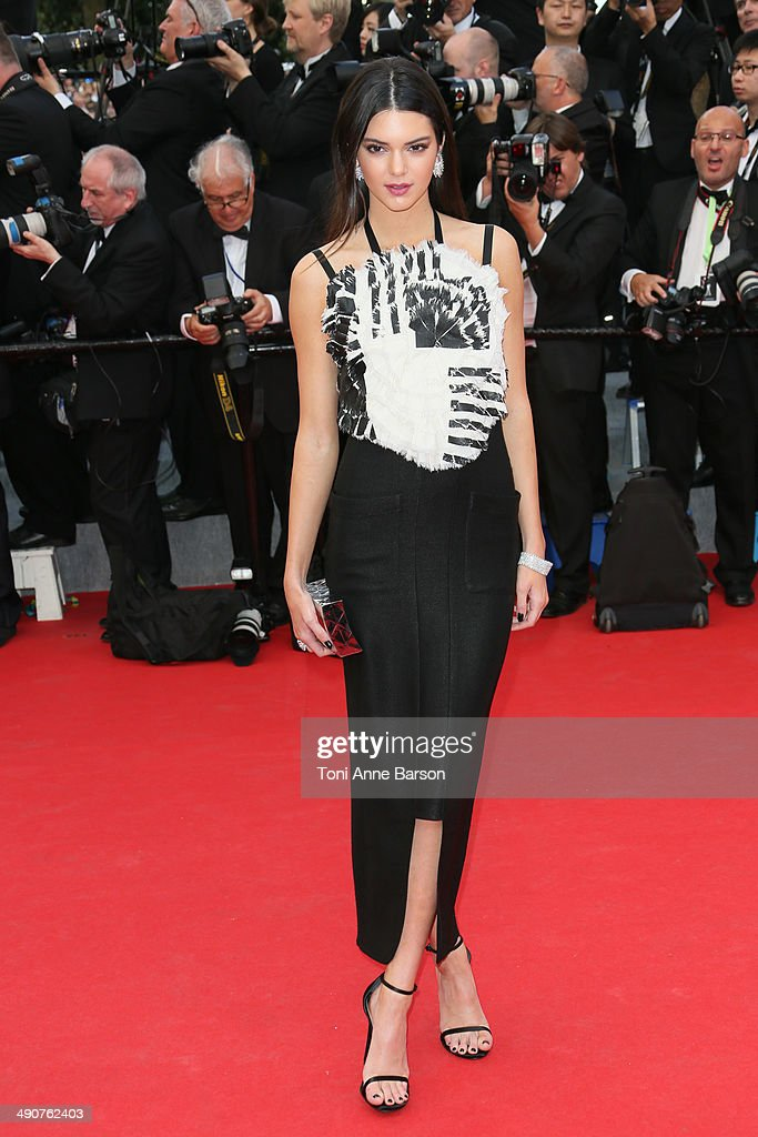 Opening Ceremony & 'Grace Of Monaco' Premiere - The 67th Annual Cannes Film Festival : News Photo