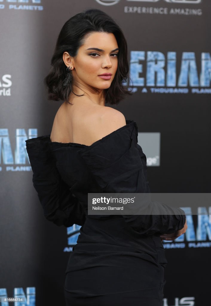 """Premiere Of EuropaCorp And STX Entertainment's """"Valerian And The City Of A Thousand Planets"""" - Arrivals : News Photo"""
