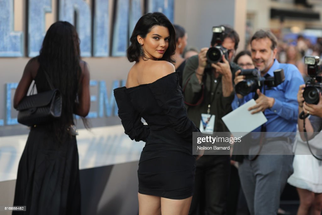 """Premiere Of EuropaCorp And STX Entertainment's """"Valerian And The City Of A Thousand Planets"""" - Arrivals"""