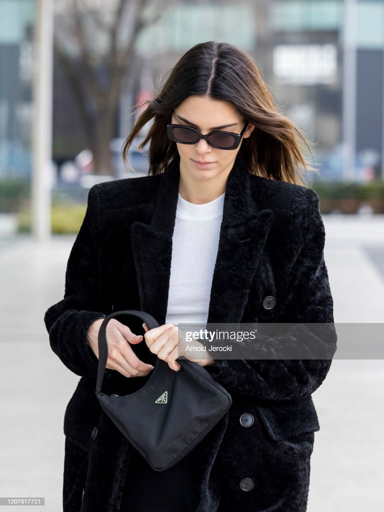 Celebrity Sightings: February 20th - Milan Fashion Week Fall/Winter 2020-2021 : News Photo