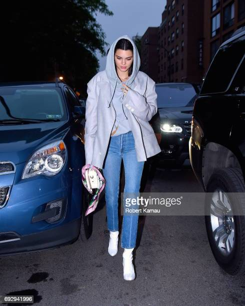 Kendall Jenner seen out in Manhattan on June 5 2017 in New York City
