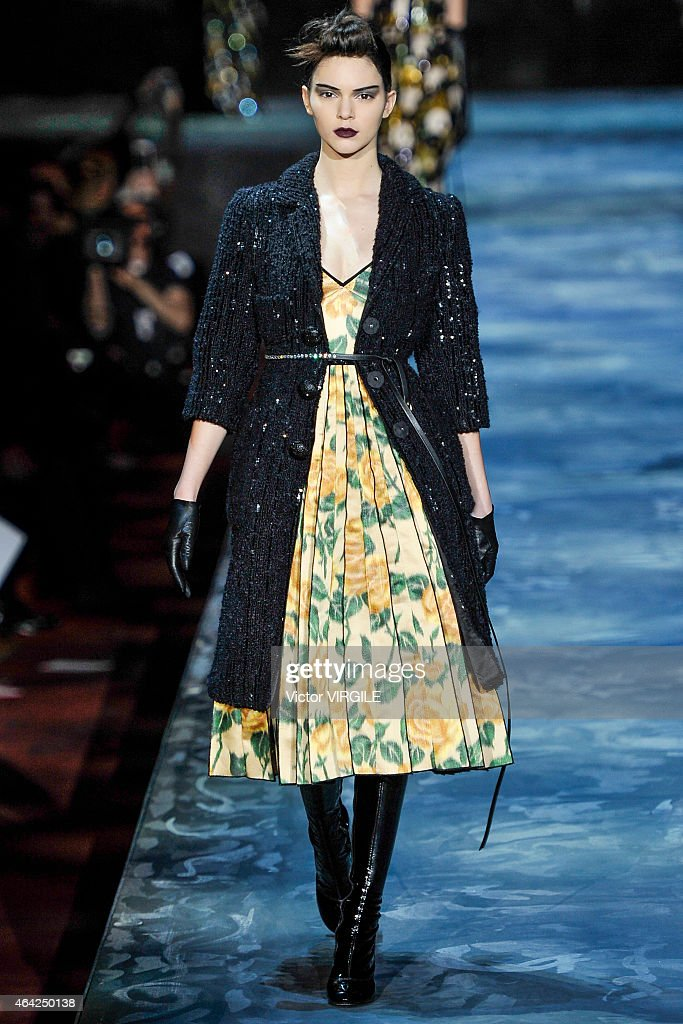 Marc Jacobs - Runway - Mercedes-Benz Fashion Week Fall 2015 : News Photo