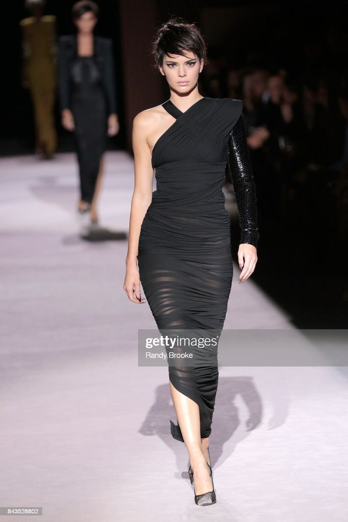 Tom Ford - Runway - September 2017 - New York Fashion Week