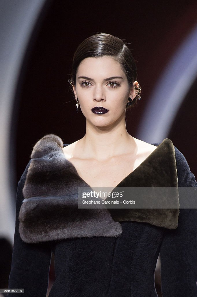 France - Christian Dior : Runway - Paris Fashion Week Womenswear Fall/Winter 2016/2017 : News Photo
