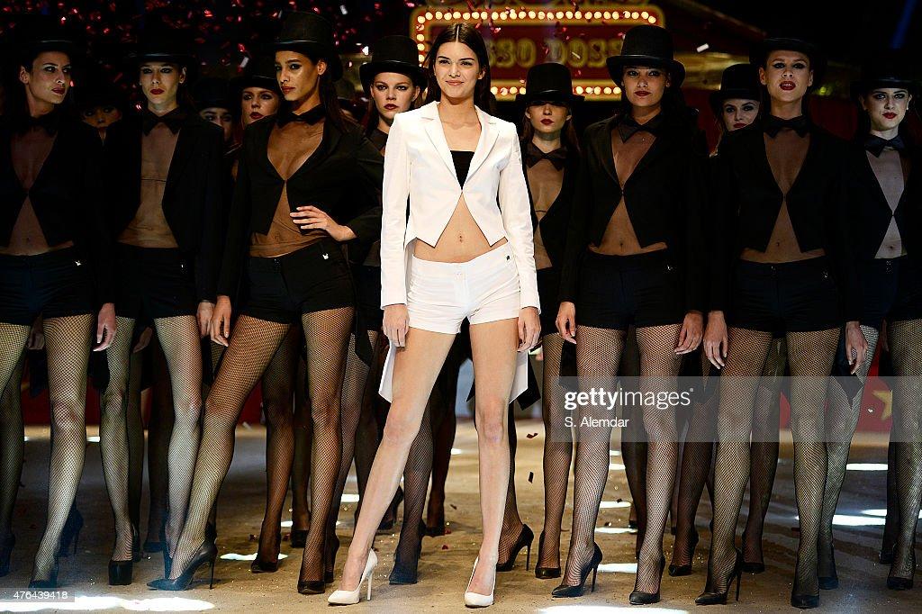 Dosso Dossi Fashion Show : News Photo