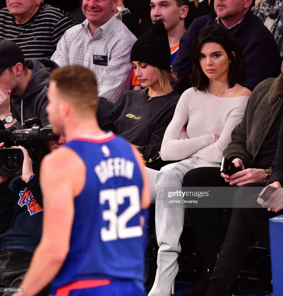 Celebrity Sightings in New York City - November 20, 2017 : News Photo