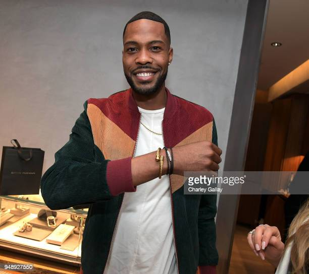 Kendall Kendall attends the Justin Turner Beverly Hills Event at David Yurman on April 19 2018 in Beverly Hills California