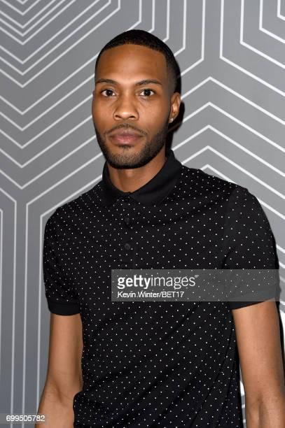 Kendall Kyndall at the Debra Lee PreBET Awards Dinner on June 21 2017 in Los Angeles California