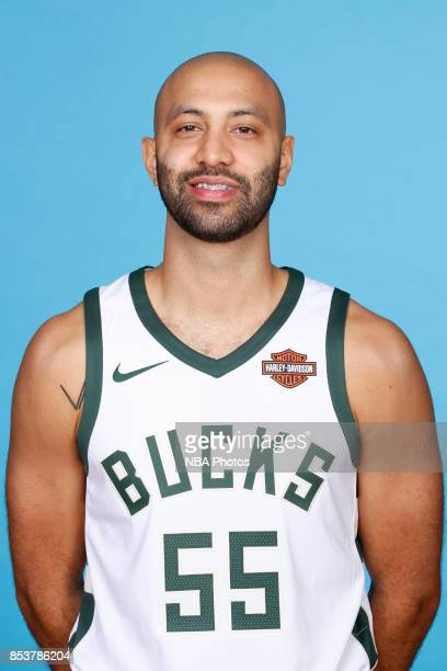Kendall Marshall of the Milwaukee Bucks poses for a head shot during media day on September 25 2017 at the Froedtert and Medical College of Wisconsin...
