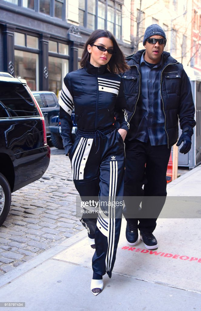 Celebrity Sightings in New York City - February 8, 2018 : News Photo