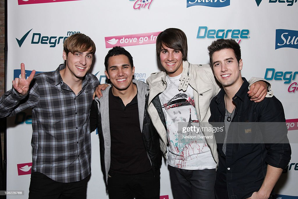 Big Time Rush Rocks Out With Confidence