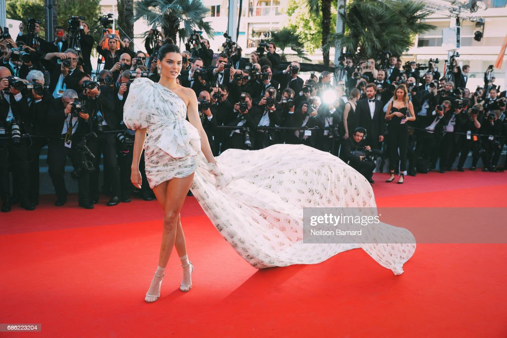 Alternative View - The 70th Annual Cannes Film Festival : News Photo