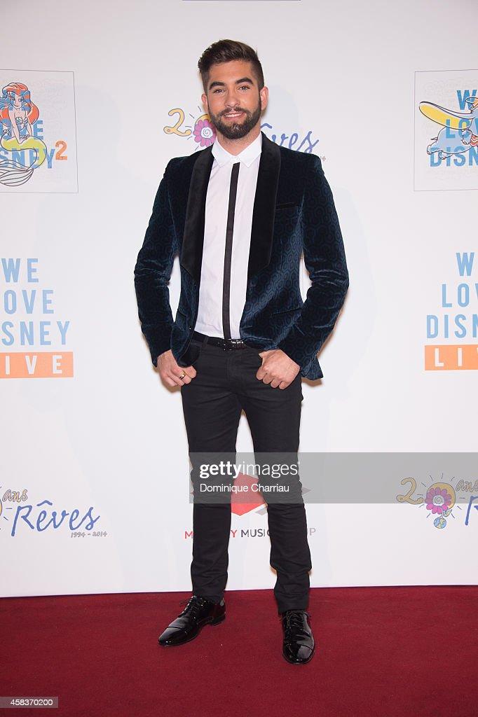 Kendji Girac Attends U0027WE Love Disneyu0027 Premiere To Benefit U0027Reves  Associationu0027 At