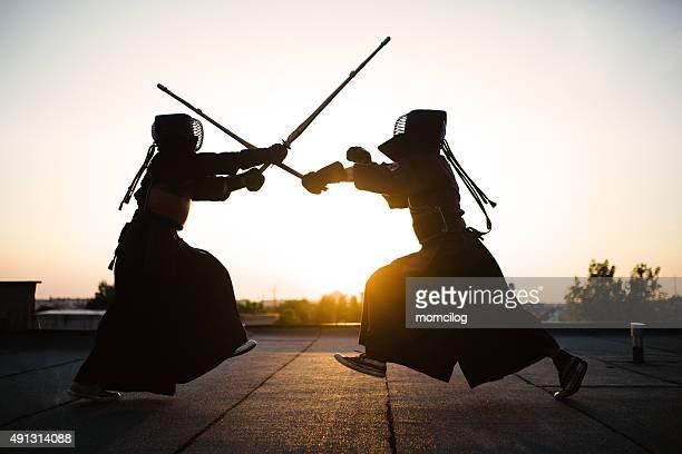 Kendo 戦い