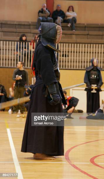 Kendo championship in Madrid