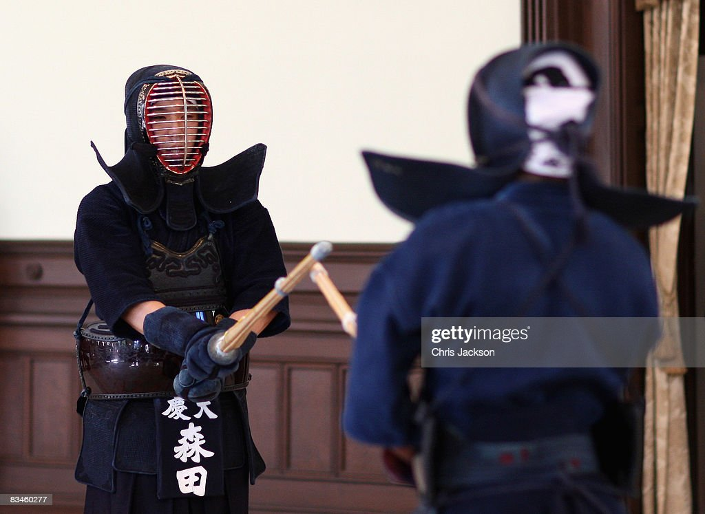 Prince Charles And Duchess Of Cornwall Visit Japan - Day 2 : News Photo