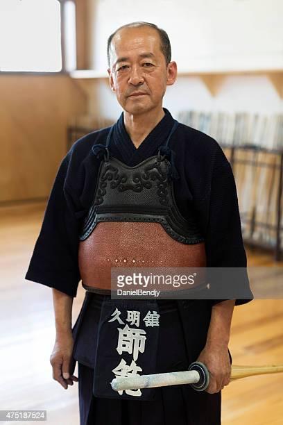 べく剣道のマスター