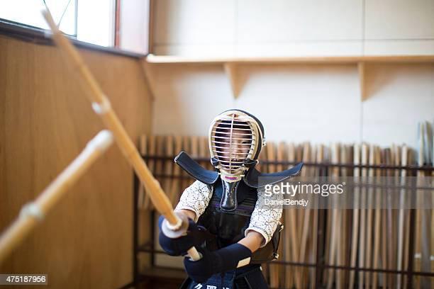 べく剣道の学生