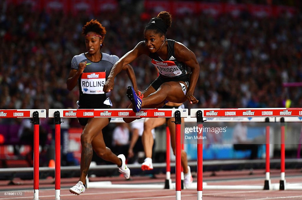 Muller Anniversary Games - IAAF Diamond League 2016: Day One : News Photo