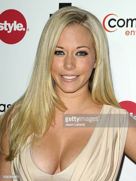 Kendra Wilkinson attends the Comcast Entertainment Group TCA cocktail party at The Beverly Hilton hotel on August 6 2010 in Beverly Hills California
