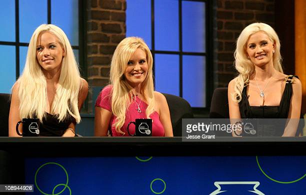 Kendra Wilkinson Bridget Marquardt and Holly Madison of The Girls Next Door