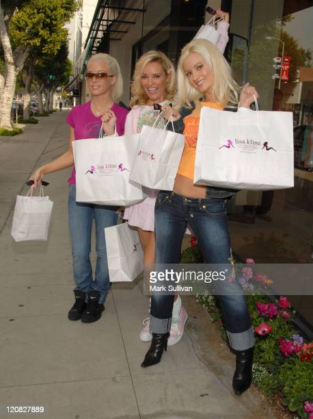 Kendra Wilkinson Bridget Marquardt and Holly Madison 'The Girls Next Door'