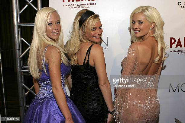 Kendra Wilkinson Bridget Marquardt and Holly Madison The Girls Next Door