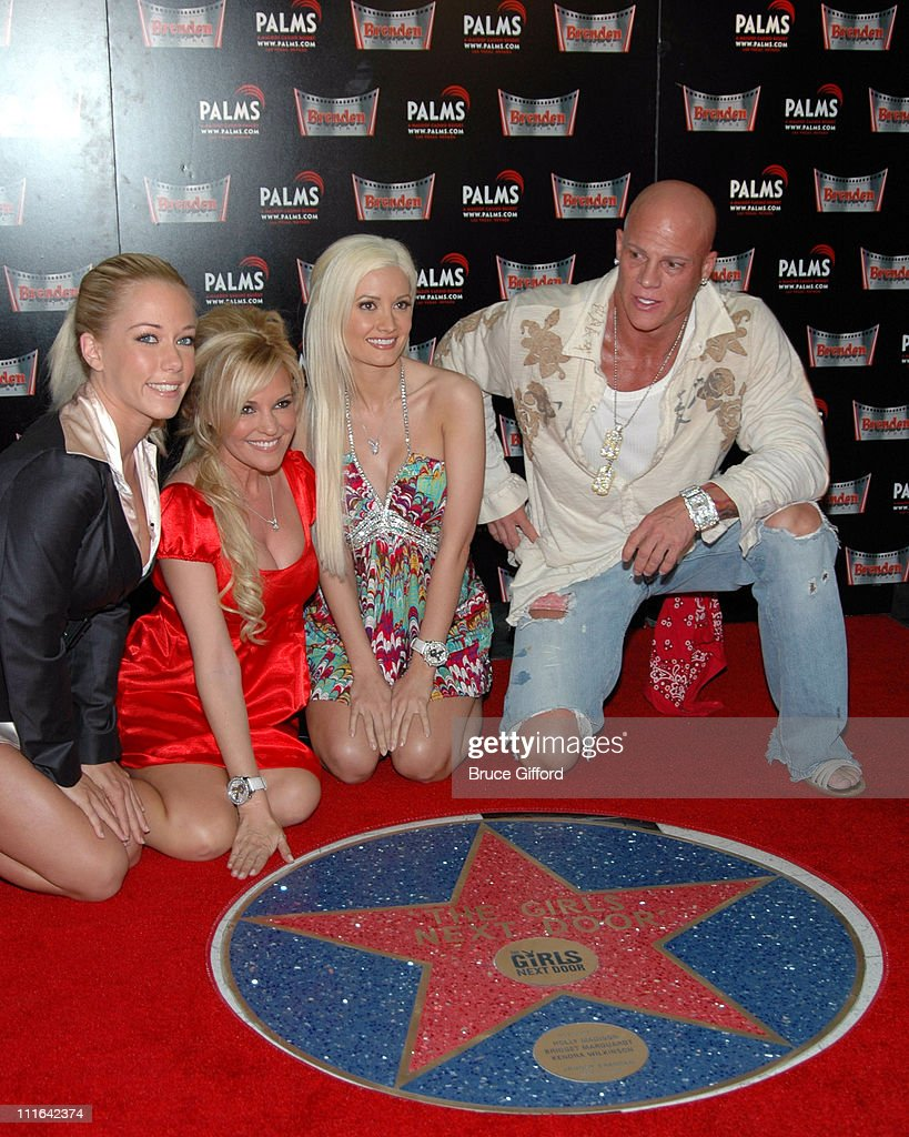 The Girls Next Door to be Honored with a Brenden Celebrity Star : News Photo