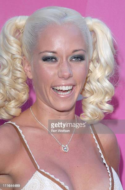 Kendra Wilkinson during E and STYLE Networks' TCA Summer Press Tour July 11 2006 at Ritz Carlton in Pasadena California United States