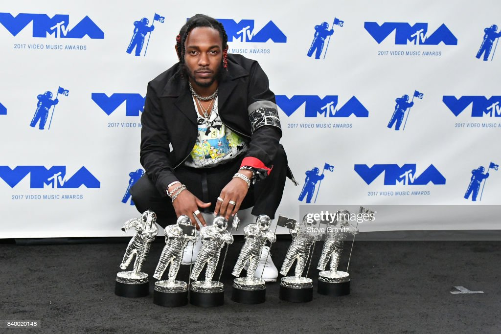 2017 MTV Video Music Awards - Press Room