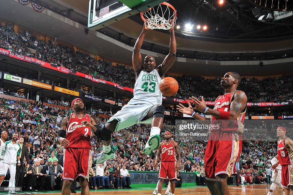 Cleveland Cavaliers v Boston Celtics, Game 6