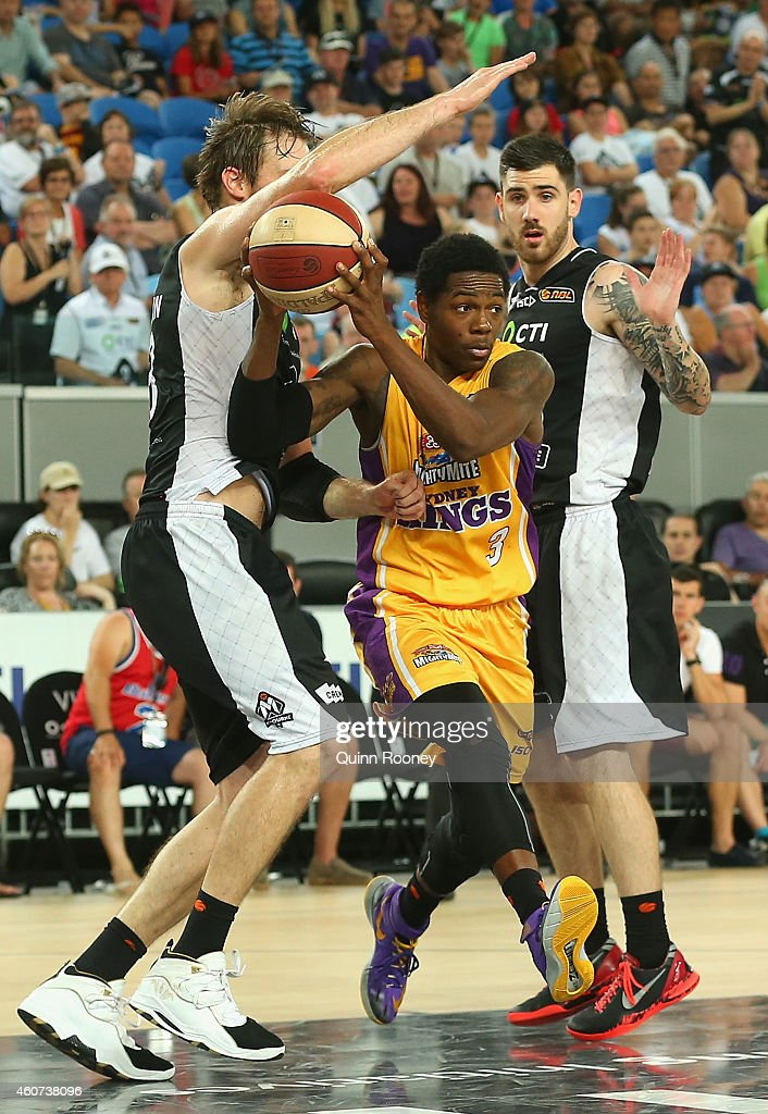 NBL Rd 11 - Melbourne v Sydney : News Photo