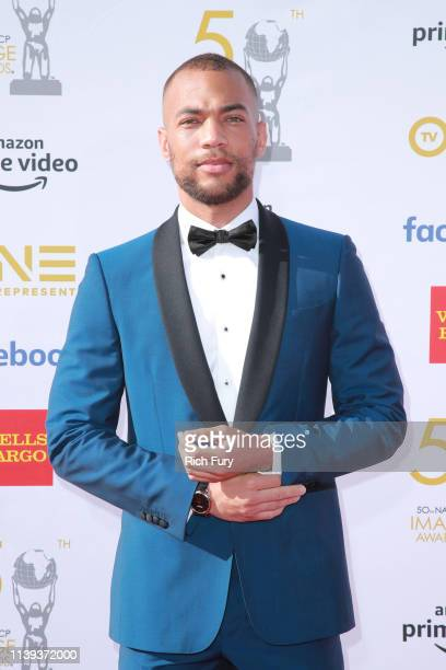 Kendrick Sampson attends the 50th NAACP Image Awards at Dolby Theatre on March 30 2019 in Hollywood California