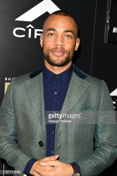 Kendrick Sampson attends The Annual Black Ball powered by Cîroc Black Raspberry and Don Julio on February 20 2019 in Los Angeles California