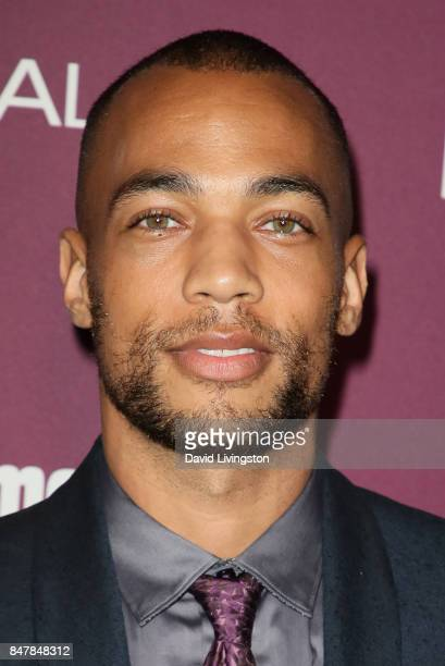 Kendrick Sampson attends the Entertainment Weekly's 2017 PreEmmy Party at the Sunset Tower Hotel on September 15 2017 in West Hollywood California