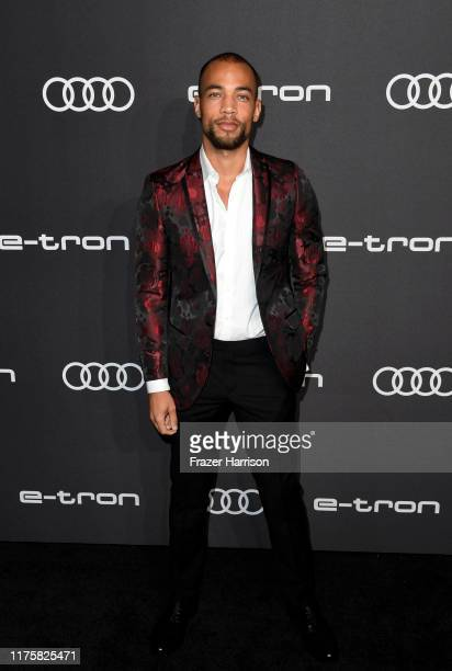 Kendrick Sampson is seen as Audi celebrates the 71st Emmys at Sunset Tower on September 19 2019 in Los Angeles California