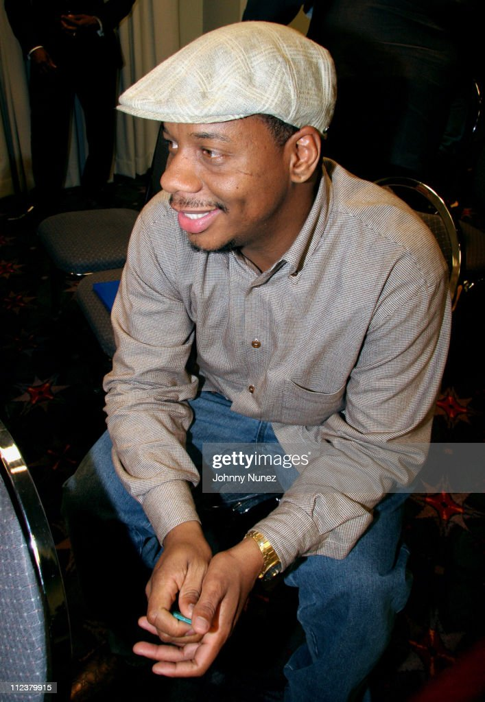 Kendu Isaacs during Mary J. Blige Announces Partnership with Crest Healthy Smiles - October 7, 2005 at Pennslyania Convention Center in Philadelphia, Pennsylvania, United States.