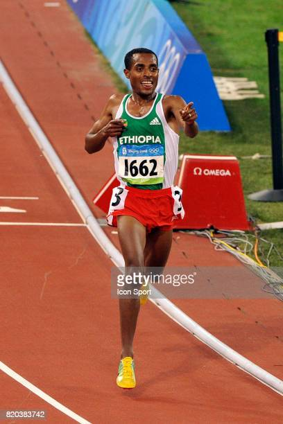 Kenenisa Bekele 5000m Jeux Olympiques de Pekin 2008