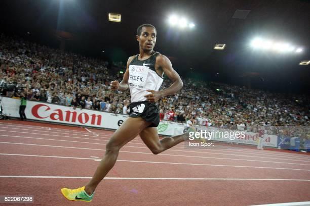 Kenenisa BEKELE 5000m Meeting de Zurich Golden league