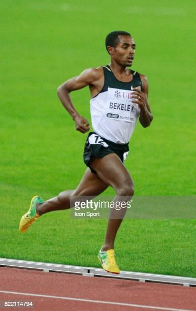 Kenenisa BEKELE 5000m Meeting Golden League de Zurich 2008