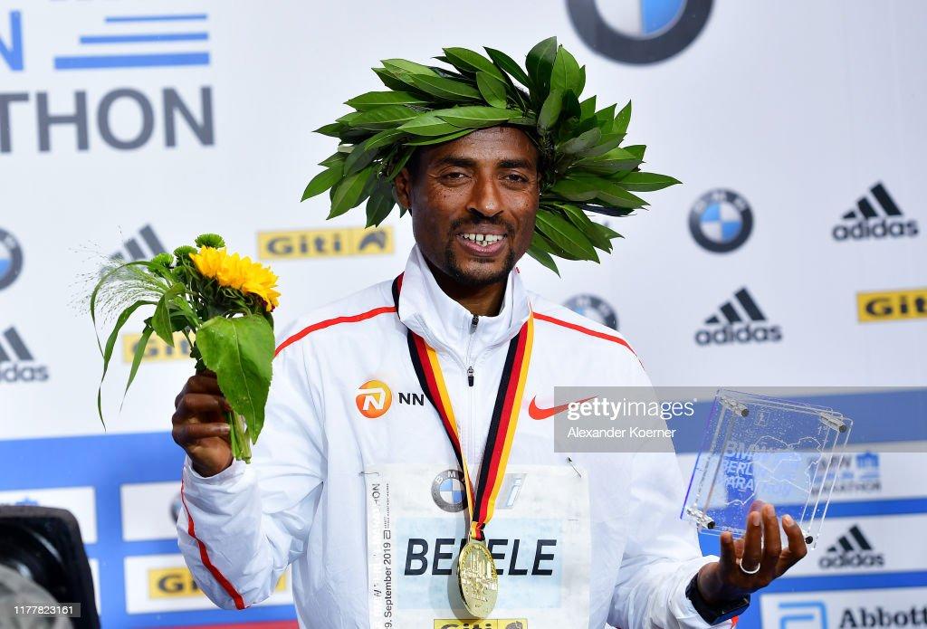 Berlin Marathon 2019 : News Photo